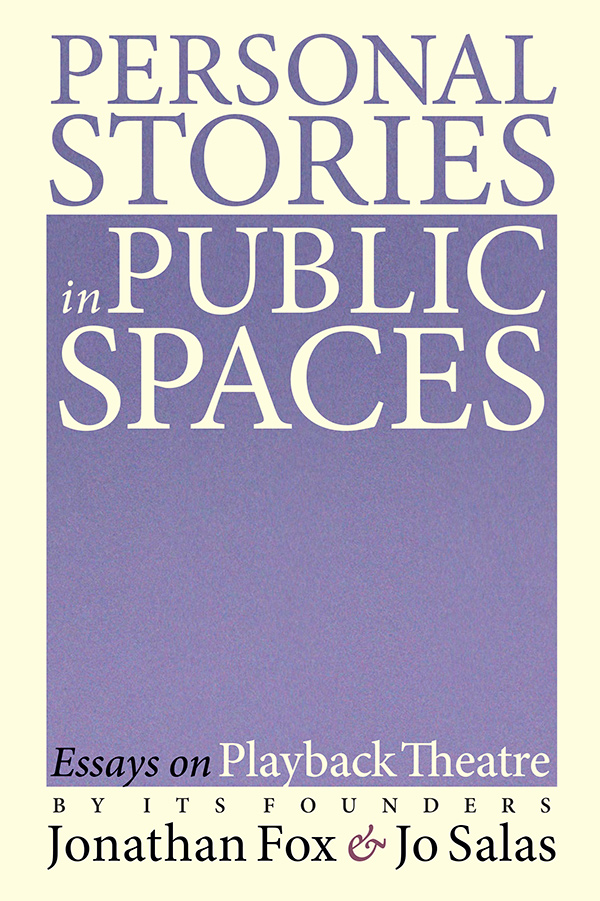Personal Stories in Public Spaces