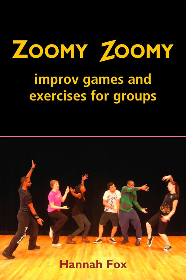 Zoomy Zoomy improv games and exercises for groups